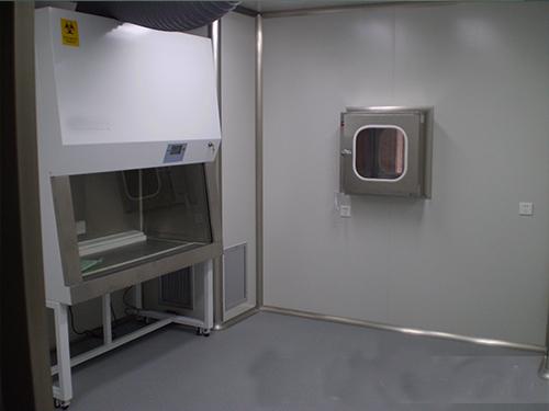 微生物实验室建设