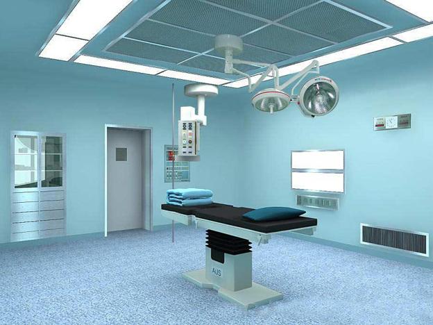 层流手术室规划