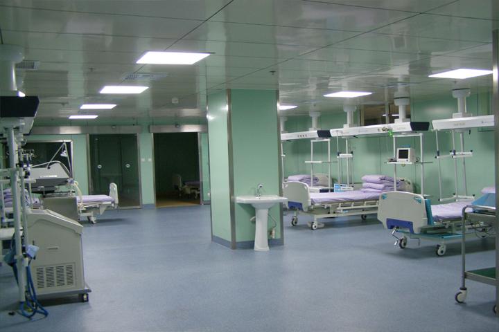 医院层流病房设计