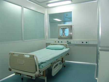 百级洁净病房