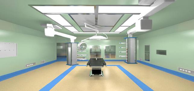无菌手术室建设