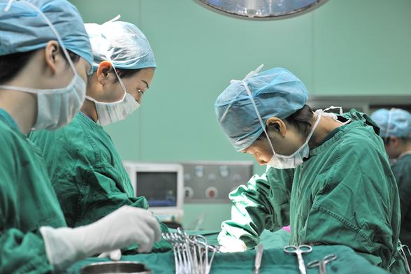 妇道手术室建设