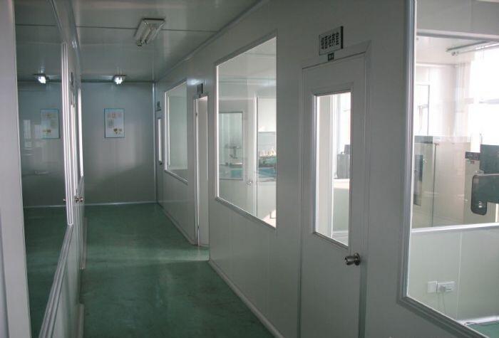 细菌培养室