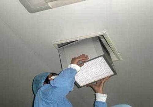无尘车间空气过滤器的类型有哪些?怎么选择?