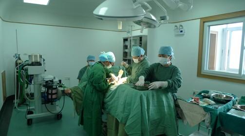医院手术室洁净等级